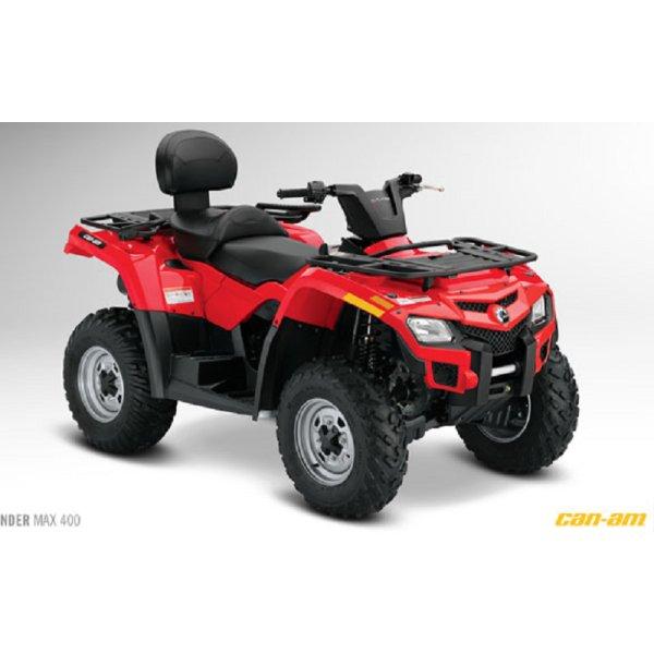 400 Max 2009 - 2014 (G1)