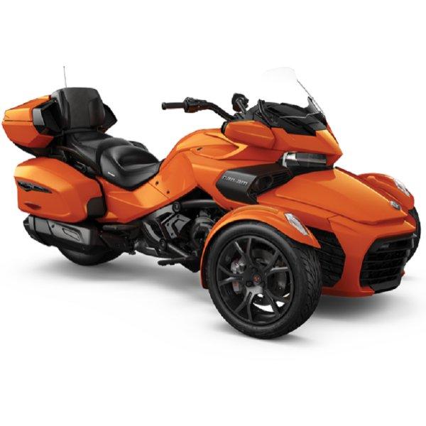 Spyder F3 Ltd