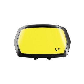 Aufkleber für Instrumentenspoiler  Electric Yellow
