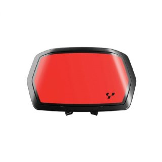 Aufkleber für Instrumentenspoiler Adrenaline Red